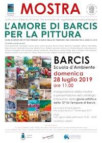 """Mostra restrospettiva """"L'amore di Barcis per la pittura"""" @ Barcis"""