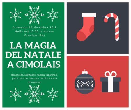 LA MAGIA DEL NATALE @ Cimolais
