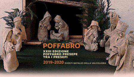 """23° EDIZIONE """"POFFABRO PRESEPE TRA I PRESEPI"""" @ Poffabro"""